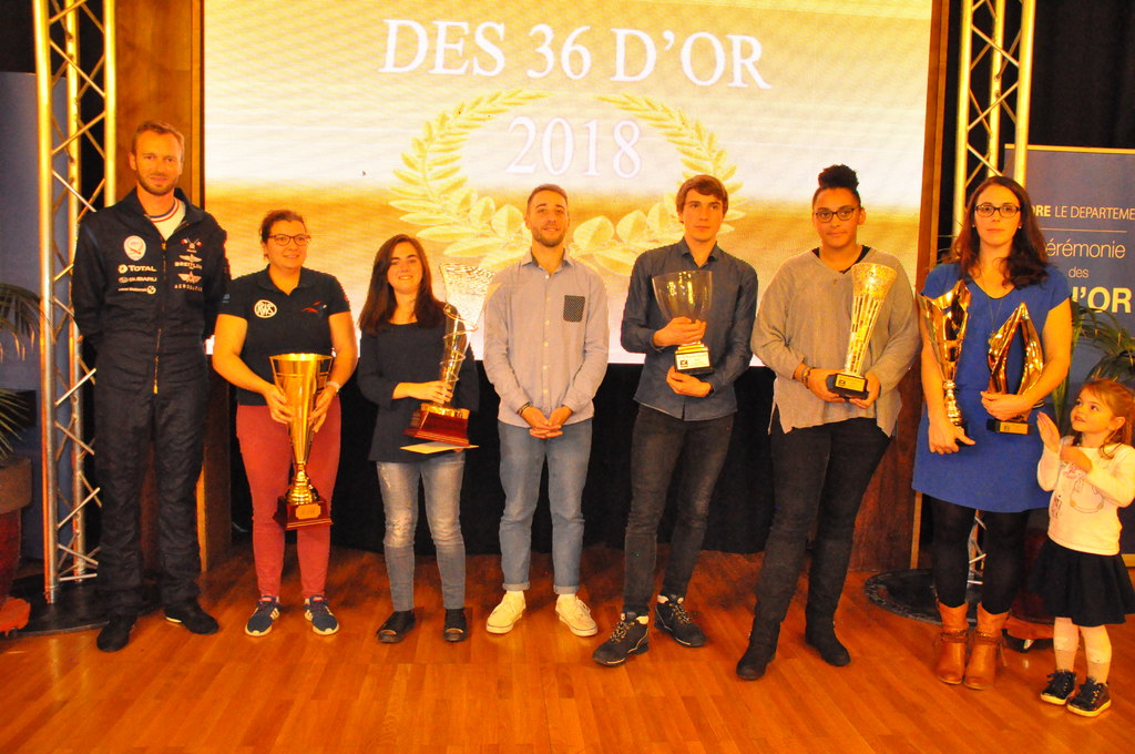 CEREMONIE DES 36 D'OR 2018