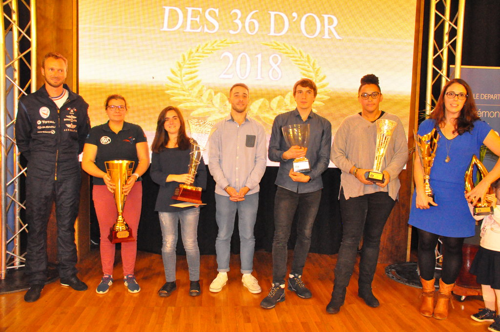 CEREMONIE DES 36 D'OR 2019